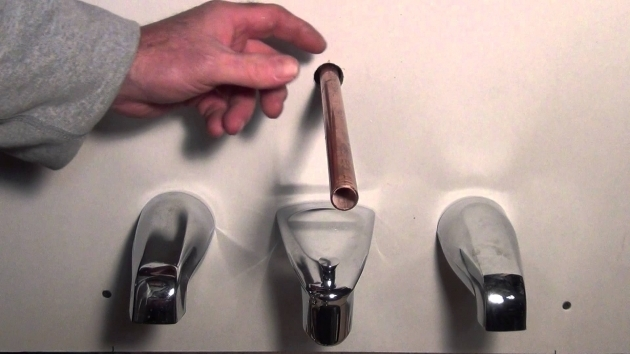 Beautiful Replacing Bathtub Faucet How To Remove And Replace A Tub Spout Different Types Plumbing