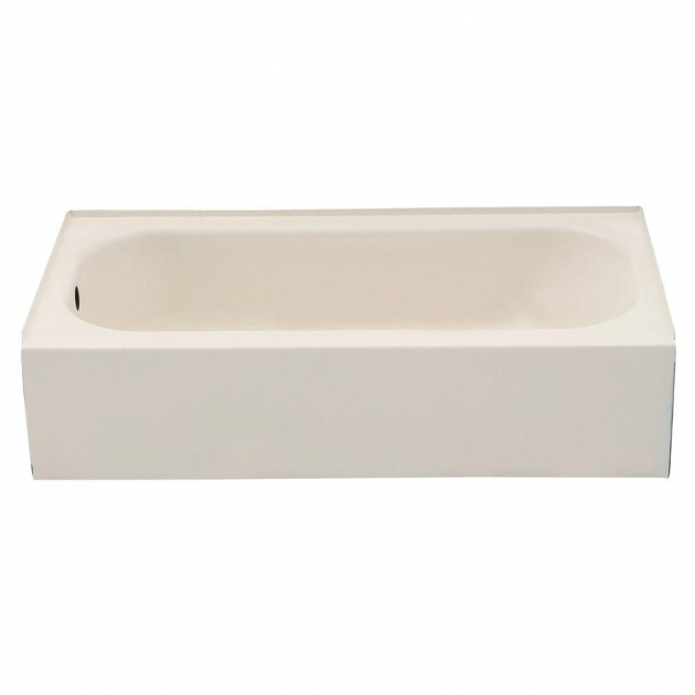 Fantastic Bootzcast Bathtub Bootz Industries Bootzcast 5 Ft Right Drain Soaking Tub In