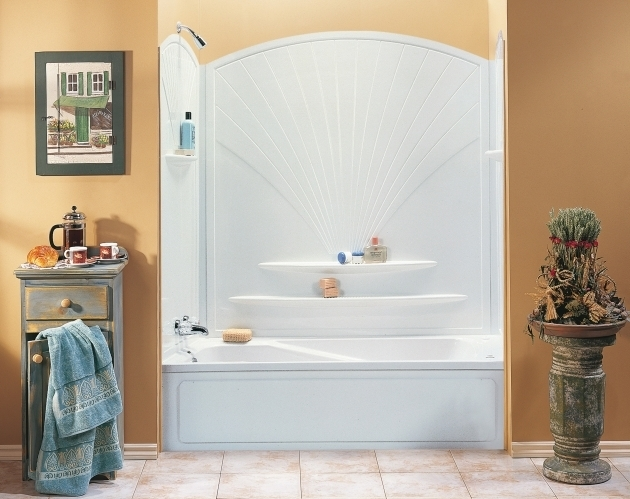 Fantastic Fiberglass Bathtub Shower Combo Surplus Warehouse