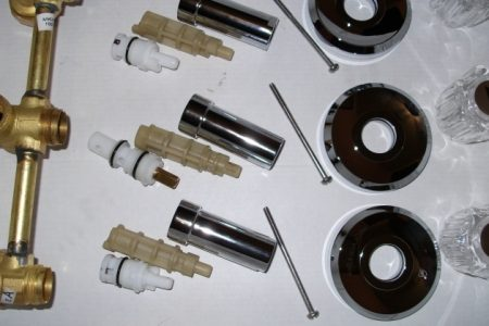 Bathtub Faucet Kit