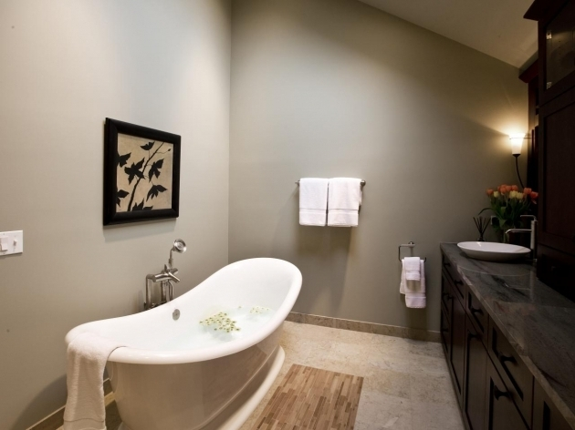 Fascinating Deep Soaking Tubs For Small Bathrooms Soaking Tub Designs Pictures Ideas Tips From Hgtv Hgtv