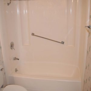 Fiberglass Bathtub Shower Combo