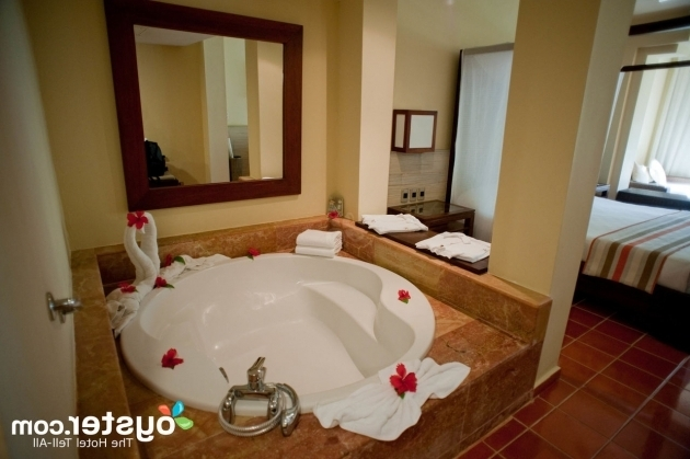 Fascinating Hotel Rooms With Whirlpool Tubs Rooms With Jacuzzi Tubs For Two Catalonia Royal Bavaro Oyster