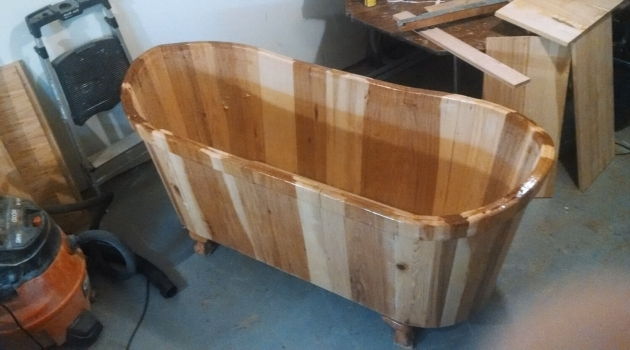 Fascinating How To Make A Wooden Bathtub Wooden Bathtubs Nifty Homestead