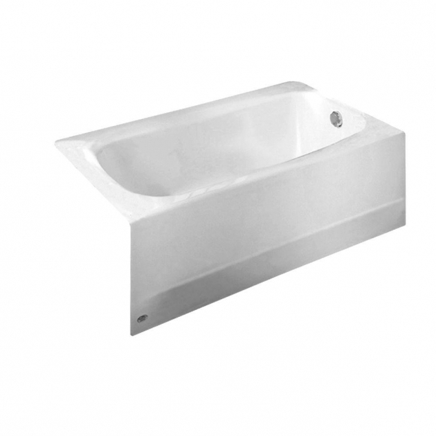 Gorgeous Americast Bathtub American Standard Cambridge 5 Ft X 32 In Right Drain Americast