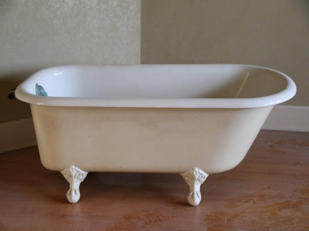 Gorgeous Used Clawfoot Tubs Outstanding Clawfoot Tub Dimensions 59 Standard Clawfoot Tub Size