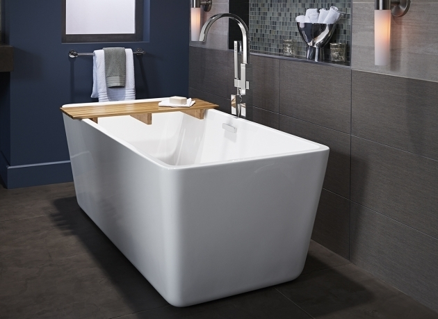 Image of American Standard Soaking Tub American Standard Press Luxuriate With A Deep Soak In American