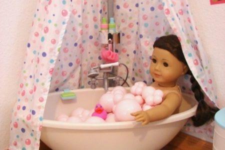 18 Inch Doll Bathtub