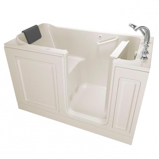 Incredible 4 Ft Bathtub American Standard Gelcoat 4 Ft Walk In Right Quick Drain Bathtub