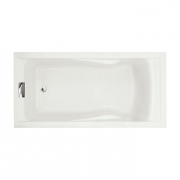 Incredible American Standard Soaking Tub American Standard Evolution 6 Ft X 36 In Reversible Drain