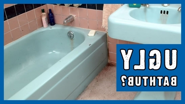 Incredible Bathtub Reglazing Pros And Cons Bathtub Refinishing Nashua Nh Miracle Method Youtube
