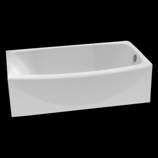 Inspiring 54 Inch Bathtub Bathtubs American Standard