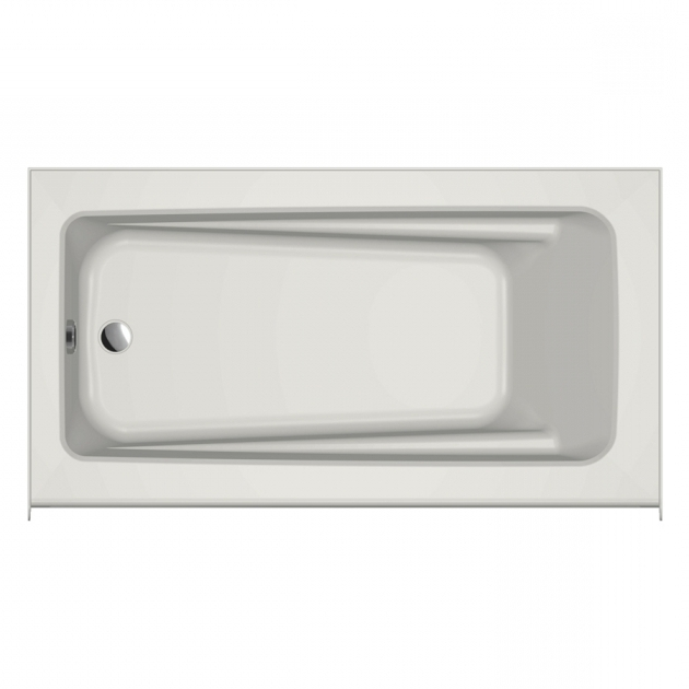 Inspiring Primo Bathtub Shop Jacuzzi Primo 60 In White Acrylic Bathtub With Right Hand