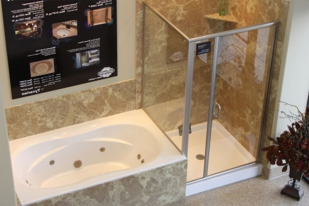 Inspiring Soaking Tub Shower Combination Soaking Tub Shower Combo Standard Tub Shower Combos Related With