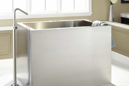 48 Soaking Tub