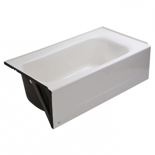 Marvelous Americast Bathtub American Standard Cambridge 5 Ft X 32 In Right Drain Americast