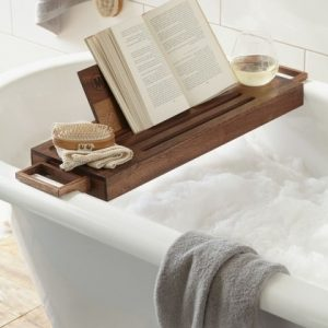 Bathtub Book Holder