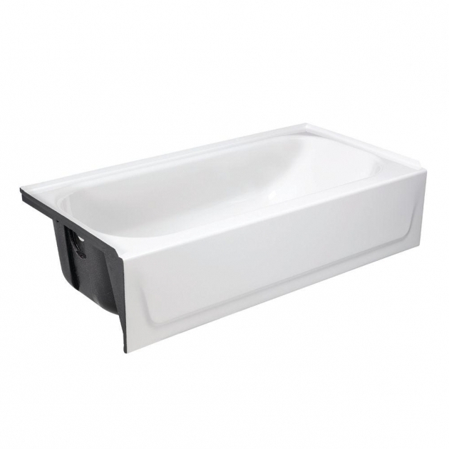 Marvelous Bootzcast Bathtub Bootz Industries Bootzcast 5 Ft Right Drain Soaking Tub In White