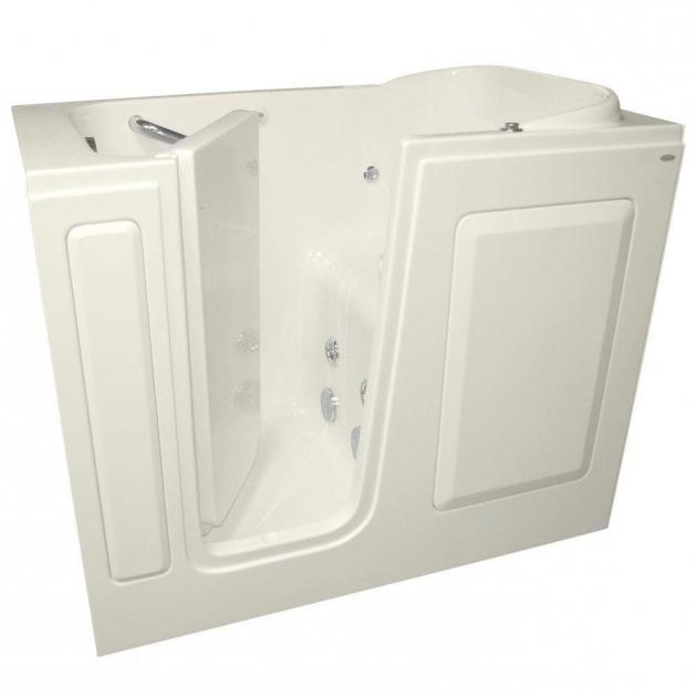 Outstanding 4 Ft Bathtub American Standard Gelcoat 4 Ft Left Quick Drain Walk In Whirlpool