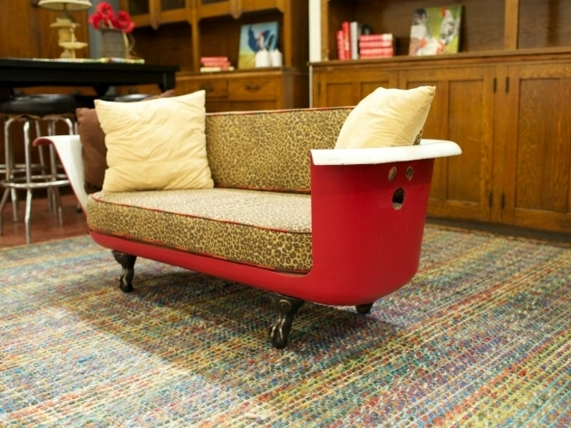 Outstanding Clawfoot Tub Couch 19 Upcycling Projects From Salvage Dawgs Upcycling Projects And