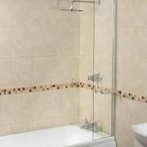 Bathtub Splash Guard