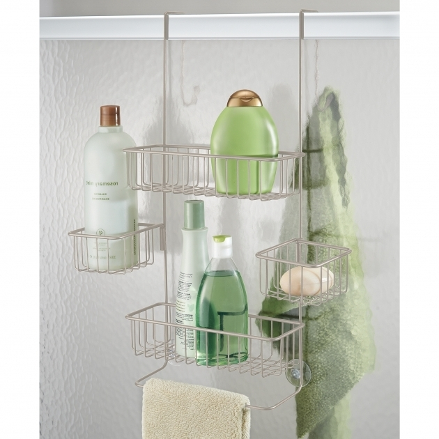 Picture of Clawfoot Tub Shower Caddy Bathroom Caddy Bathroom Organizers And Shower Caddy Bathroom