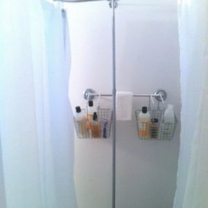Clawfoot Tub Shower Caddy
