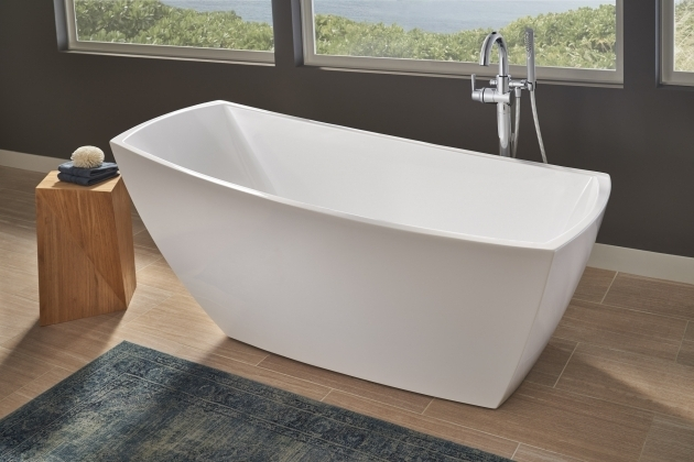 Remarkable Jacuzzi Soaking Tub Jacuzzi Stella Soaker Tub Makes A Freestanding Statement Jlc
