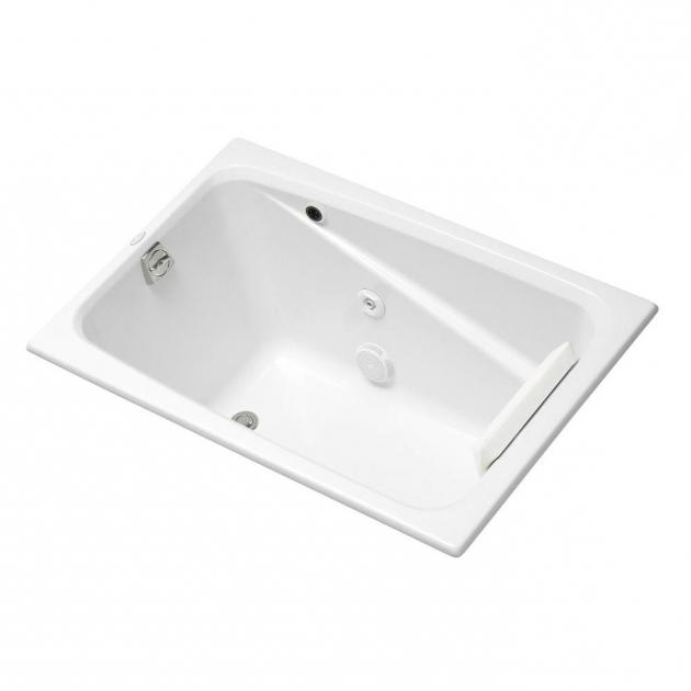 Stunning 4 Ft Bathtub Kohler Greek 4 Ft Acrylic Rectangular Drop In Non Whirlpool