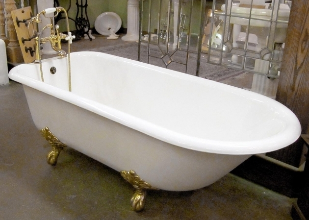 Stunning Jetted Clawfoot Tub Jetted Clawfoot Tub