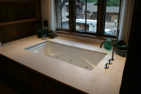 Undermount Whirlpool Tubs