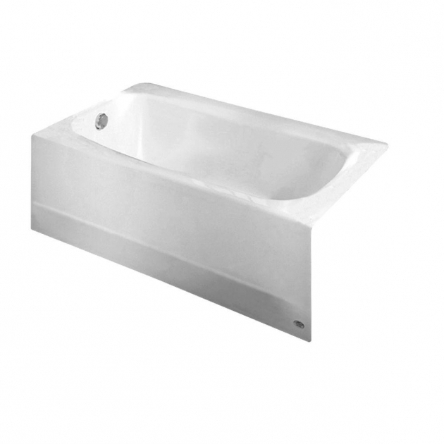 Stylish American Standard Soaking Tub American Standard Cambridge 5 Ft X 32 In Right Drain Soaking