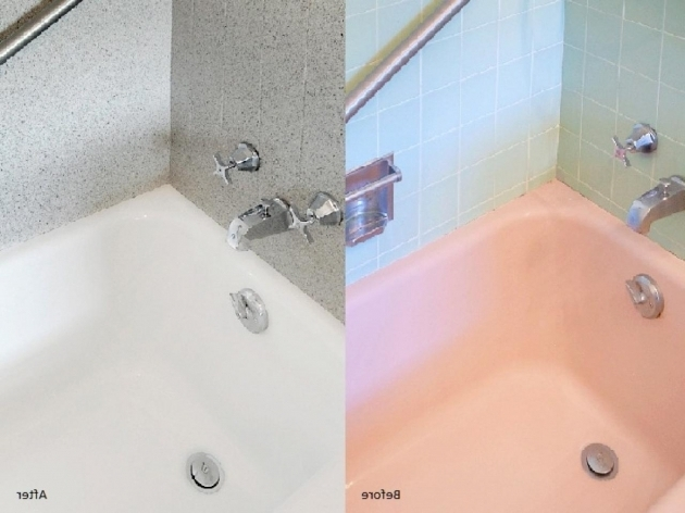 Stylish Bathtub Spray Paint Tips From The Pros On Painting Bathtubs And Tile Diy
