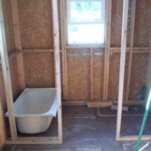 Tiny House Bathtubs