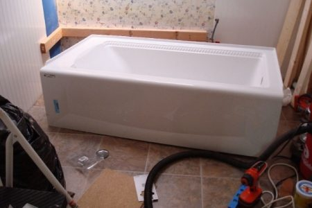 54 Inch Bathtub For Mobile Home