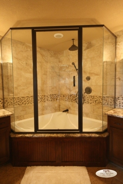 Wonderful Soaking Tub Shower Combination Best 25 Tub Shower Combo Ideas On Pinterest Bathtub Shower