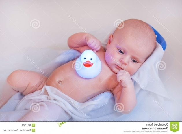 Alluring Baby Boy Bathtub Little Ba Boy Taking Bath In Bathtub Royalty Free Stock Images