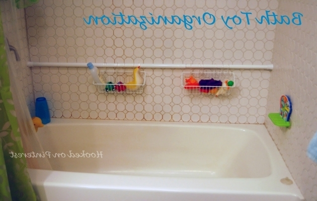 Alluring Bathtub Toy Holder Bathroom Awesome Bathtub Toy Holder 6 Full Image For Bathtub