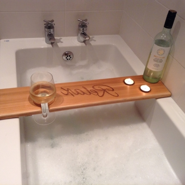 Amazing Bathtub Wine Glass Holder Bathroom Bath Wine Glass Holder Bathtub Wine Holder Bathtub