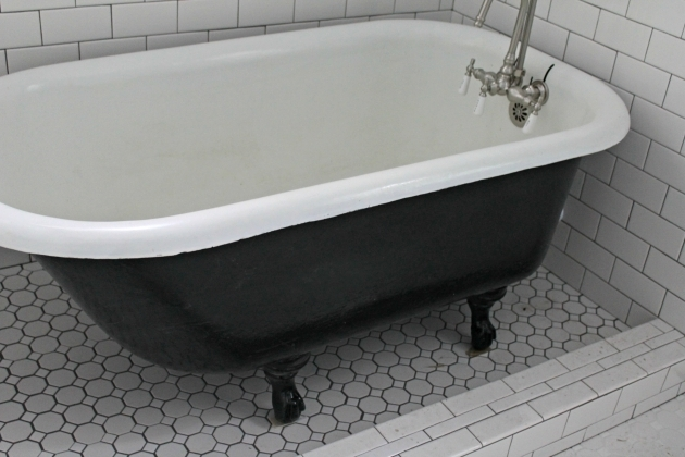 Amazing New Clawfoot Tub Bathroom Gorgeous Clawfoot Bathtub For Luxury Bathroom Idea
