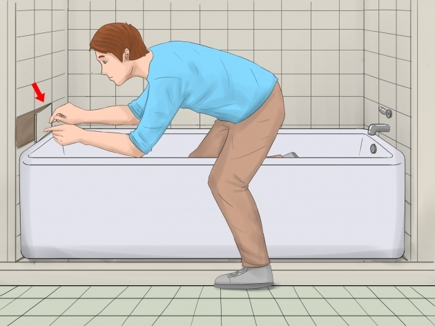 Amazing Replacement Bathtubs How To Replace A Bathtub 11 Steps With Pictures Wikihow