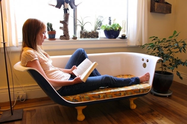 Awesome Bathtub Couch The Best Handmade Sofa From Old Bath Youtube