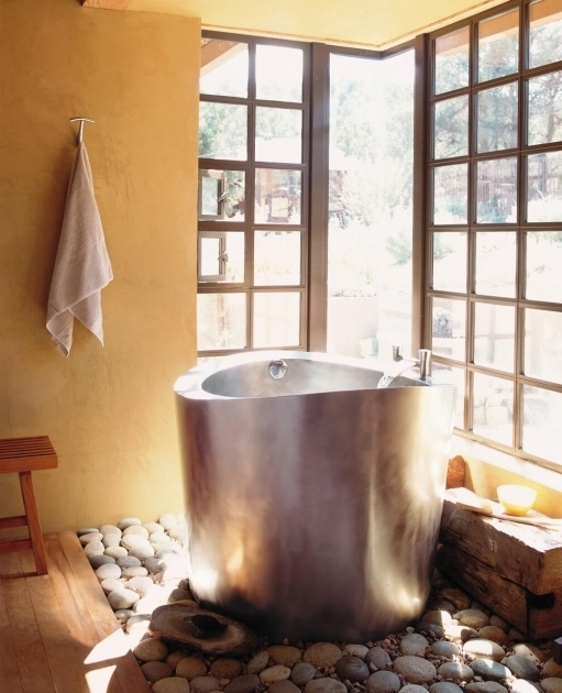 Awesome Japanese Soaking Tubs For Small Bathrooms Japanese Soaking Tubs Japanese Baths Outdoor Soaking Tub