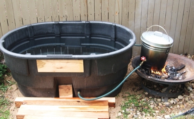 Awesome Water Trough Bathtub Bathtubs Chic Rubbermaid Stock Tank Bathtub 130 The Tiny House
