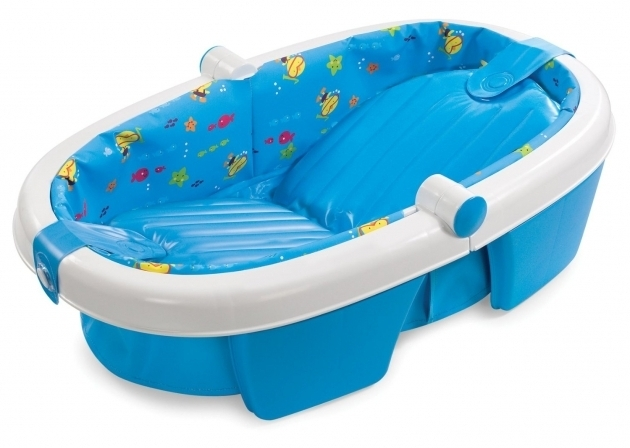 Beautiful Inflatable Bathtub For Toddlers Best Ba Bath Tubs Newborns Infants Toddlers Earths Ba