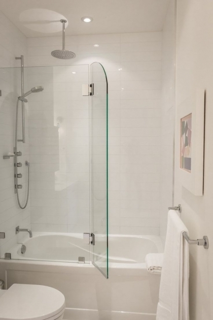 Beautiful Small Bathtub Shower Combo Best 25 Tub Glass Door Ideas On Pinterest Shower Tub Bathtub