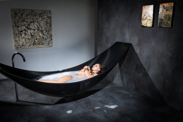 Fantastic Carbon Fiber Bathtub Suspended Carbon Fiber Bath Vessel Splinter Works