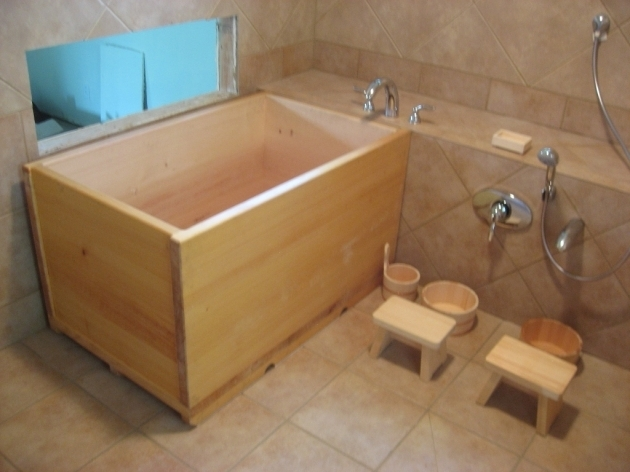 Fantastic How To Build A Japanese Soaking Tub How To Build Japanese Soaker Tub Home And Space Decor