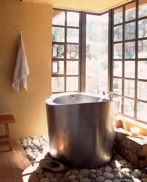 Fantastic How To Build A Japanese Soaking Tub The Tao Of The Japanese Bath Zen Living Design