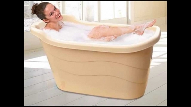 Fascinating Portable Soaking Tub Portable Hot Bathtub For Deep Soak Youtube